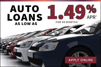 Drive away with a great low rate!