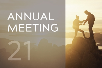 2021 ANNUAL MEETING
